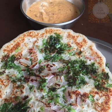 Photo of Mini onion Dosai by Chaitali Anand at BetterButter