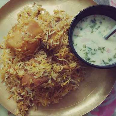 Photo of Chicken biryani by Chanda Shally at BetterButter