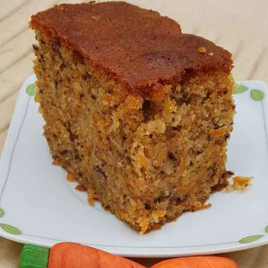 Photo of Carrot Cake by Chanda Shally at BetterButter