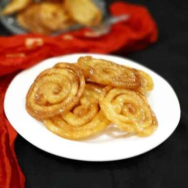 Photo of Instant Jalebi by Chandana Banerjee at BetterButter