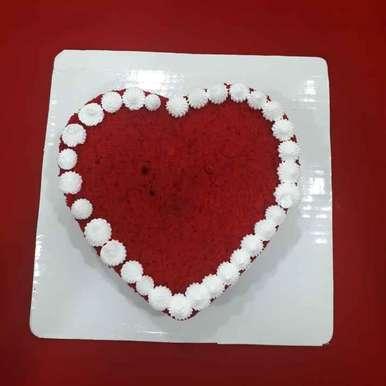 Photo of Red Velvet Cake by Chandana Banerjee at BetterButter