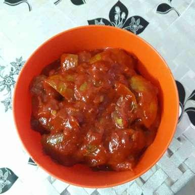 Lemon pickle recipe in Telugu,నిమ్మకాయ పచ్చడి, Chandrika Marripudi