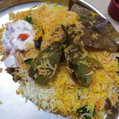 Photo of Brinjal Biryani by Chandrika Reddy at BetterButter