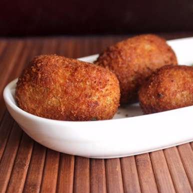 Fish Chop/Fish Croquettes, How to make Fish Chop/Fish Croquettes
