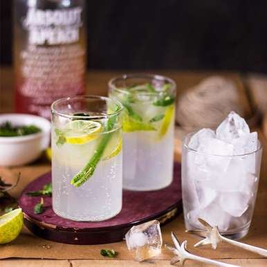 Photo of Absolute Délice- Cocktail by Chandrima Sarkar at BetterButter
