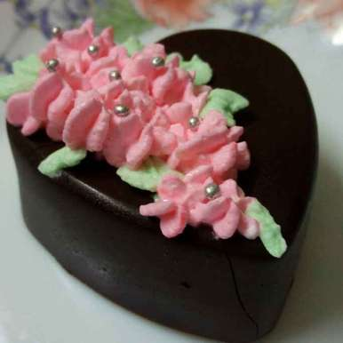 Photo of Mini chocolate cakes by Chandu Pugalia at BetterButter
