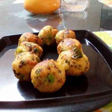 Photo of Potato cheese balls by Chandu Pugalia at BetterButter