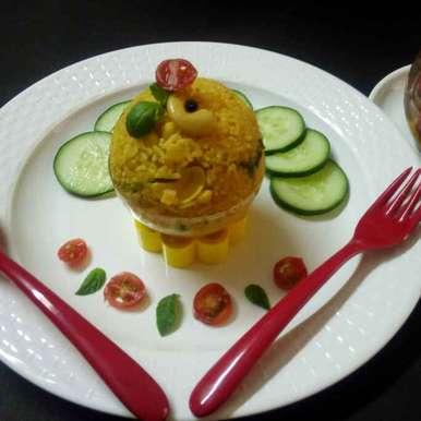 Photo of Chana dal and rice khichri by Chandu Pugalia at BetterButter