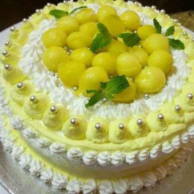 Photo of Mango cake by Chandu Pugalia at BetterButter