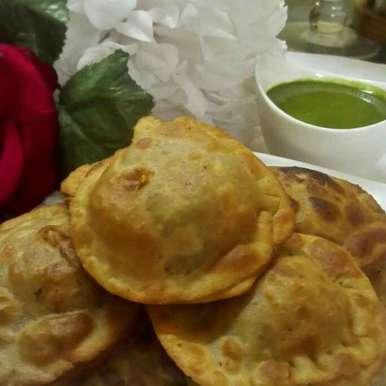 Photo of Sweet potato ravioli samosa by Chandu Pugalia at BetterButter