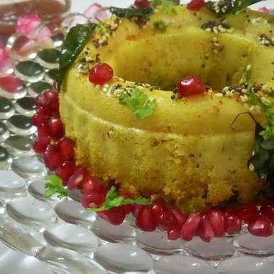 Photo of Handvo cake by Chandu Pugalia at BetterButter
