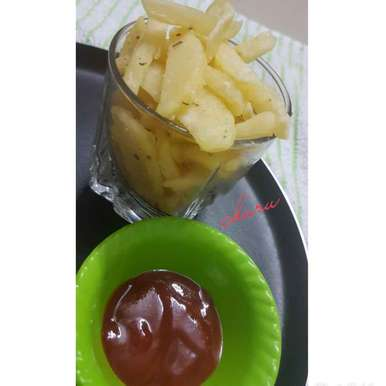Photo of French fries by Charu Kathuria at BetterButter