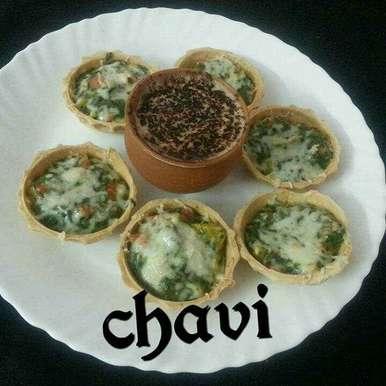 Photo of Eggless Quiche by Chavi Gupta at BetterButter