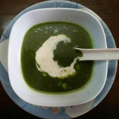 Photo of PALAK soup by Chayya Bari at BetterButter