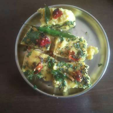 Photo of DHOKLA by Chayya Bari at BetterButter
