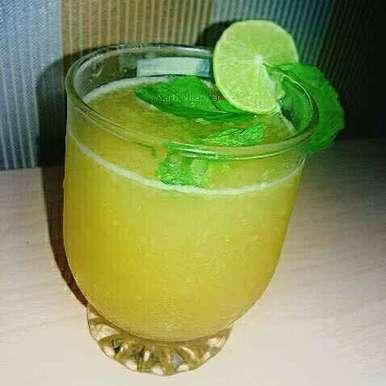 """Photo of """"Kairi Panhe"""" (Raw mango cooler) by Aarti Nijapkar at BetterButter"""