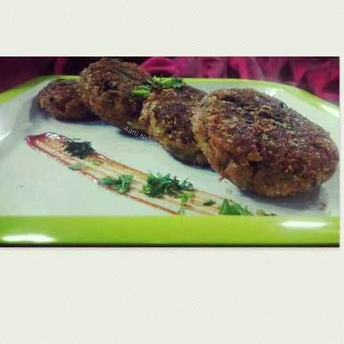 Photo of Indo chinese tikki by Aarti Nijapkar at BetterButter