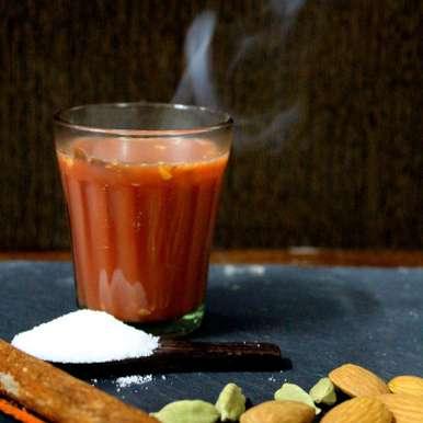 Photo of Kashmiri Sheer Chai by Chef (Mrs) Reetu Uday Kugaji at BetterButter