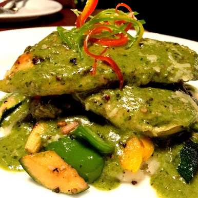 Photo of Grilled Chicken with Pesto sauce by Chef (Mrs) Reetu Uday Kugaji at BetterButter