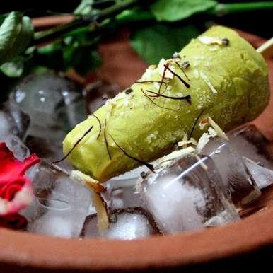 Photo of Thandai Kesar Pista Badam Kulfi  by Chef (Mrs) Reetu Uday Kugaji at BetterButter