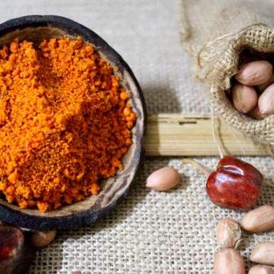 Photo of Unakka Chemmeen Chammanthi Podi (Sun-dried Prawn Chutney Powder with Coconut) by Chef (Mrs) Reetu Uday Kugaji at BetterButter