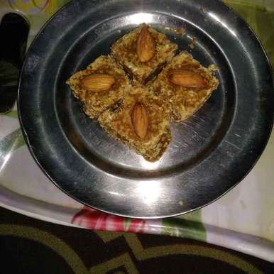 Photo of Walnut barfi by Chhaya Agarwal at BetterButter
