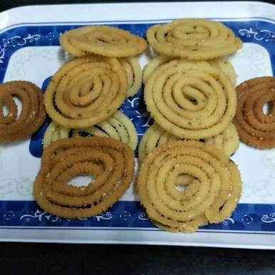 Photo of Butter Chakli by Chhaya Paradhi at BetterButter