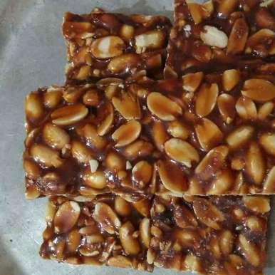Photo of peanut brittle  by Chinnaveeranagari Srinivasulu at BetterButter