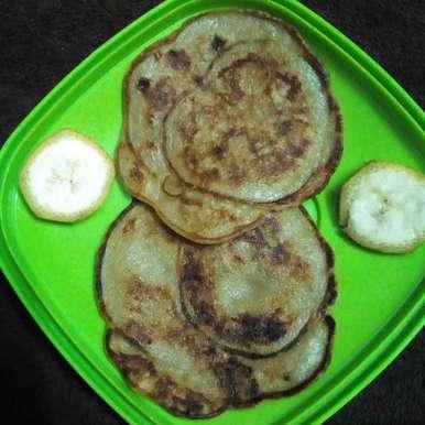 Photo of Banana pan cake by Chinnaveeranagari Srinivasulu at BetterButter