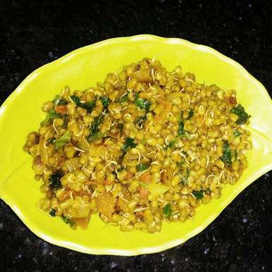Photo of Healthy sprouts by chitra jalal at BetterButter
