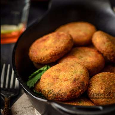 Photo of PANEER AND MIXED VEGETABLE CUTLETS/PATTIES by Farrukh Shadab at BetterButter