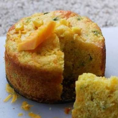 Photo of Cheddar Jalapeno Corn Bread by Prachi Garg at BetterButter