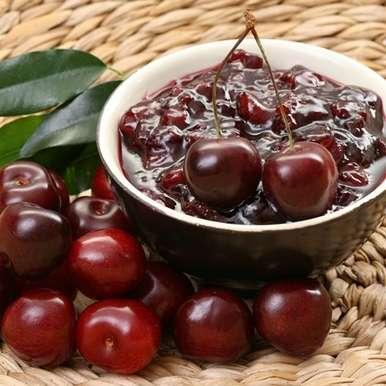 Photo of Cherry Jam by Sujata Limbu at BetterButter