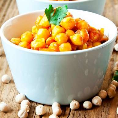 Photo of Chickpeas curry by Sujata Limbu at BetterButter