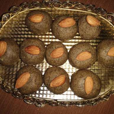 Photo of Black gram laddu by Dachapalli Swapna at BetterButter