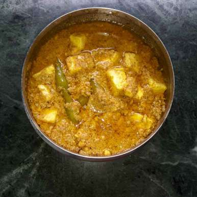 Photo of Stemmed paneer by debadrita sarkhel at BetterButter