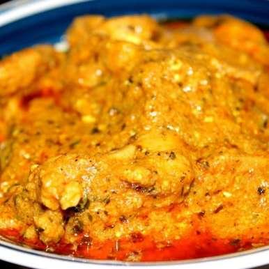Photo of Shahi Chicken Korma by Debaroti Gaurav at BetterButter