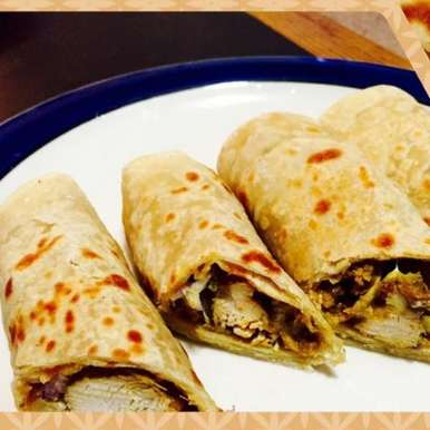 Photo of Chicken Kathi Roll by Debaroti Gaurav at BetterButter