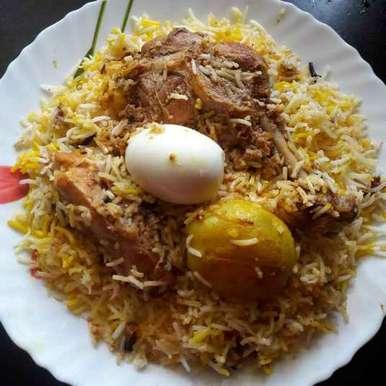 Photo of kolkata style chicken biryani by Debomita Chatterjee at BetterButter