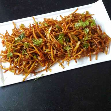 Photo of chinese bhel by Debomita Chatterjee at BetterButter
