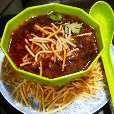 Photo of Manchaw Soup by Deepa Gad at BetterButter