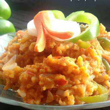 Photo of Szechwan Khichdi by Deepa Rupani at BetterButter