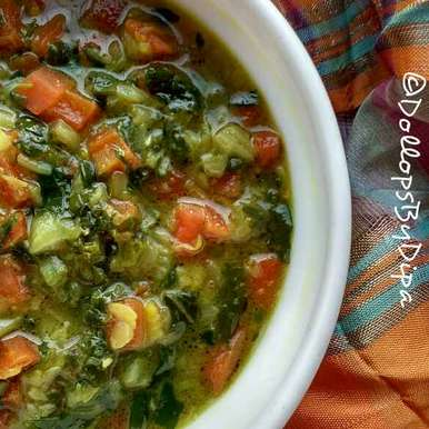Photo of CARROT-FENUGREEK LEAVES CURRY by Deepa Rupani at BetterButter