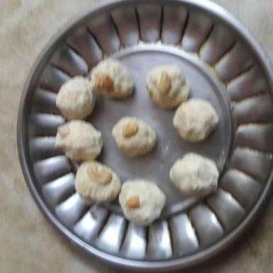 Photo of Fried gram laddu by Deepa Srivatsan at BetterButter