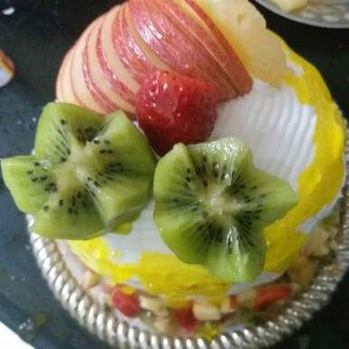 Photo of Fruit jam cake. by Deepa Totlani at BetterButter