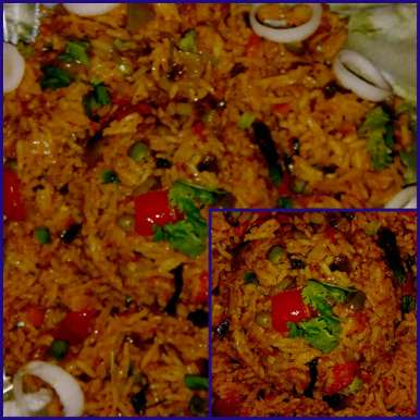 Photo of Spicy vegetable pulao by Deepika Chauhan at BetterButter