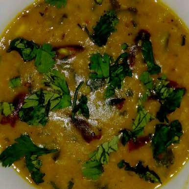 Photo of Dal palak by Deepika Chauhan at BetterButter
