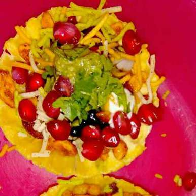 Photo of Canapes chaat by Deepika Chauhan at BetterButter