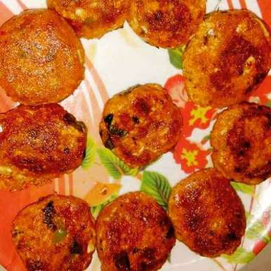 Photo of Dal kabab by Deepika Chauhan at BetterButter