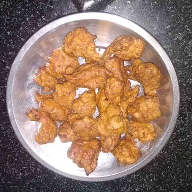 Chicken nagetts recipe in Telugu,చికెన్ నగెట్స్, Deepika Goud